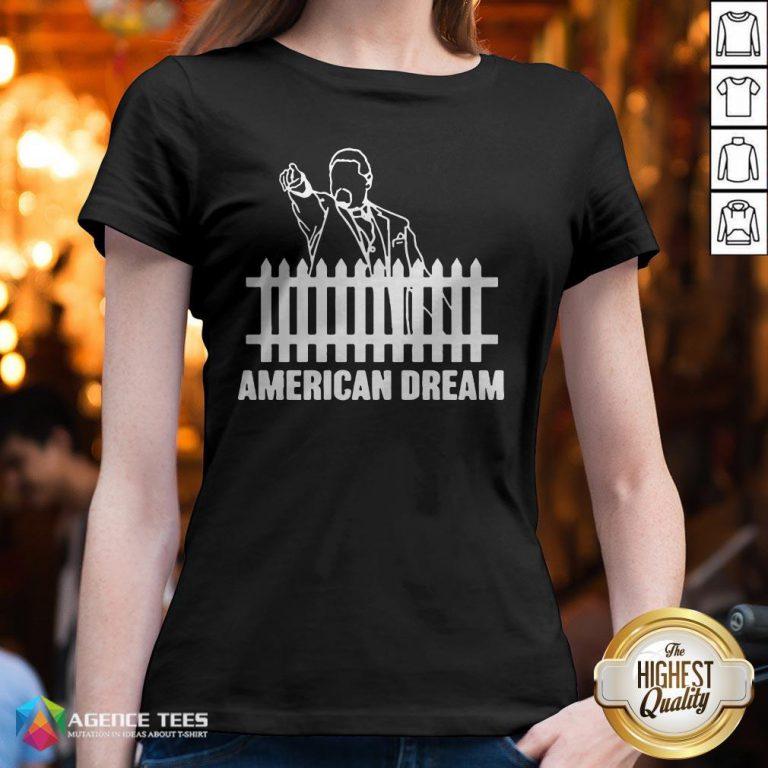 Funny American Dream 2020 V-neck