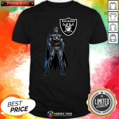 Funny Batman's Raiders Nation Shirt