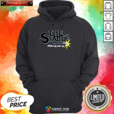 Funny The Stable Throwin'S 98 Since 98 HoodieDesign By Agencet.com