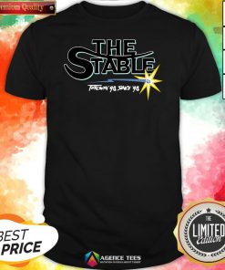 Funny The Stable Throwin'S 98 Since 98 Shirt Design By Agencet.com