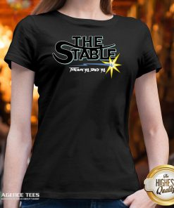 Funny The Stable Throwin'S 98 Since 98 V-neckDesign By Agencet.com