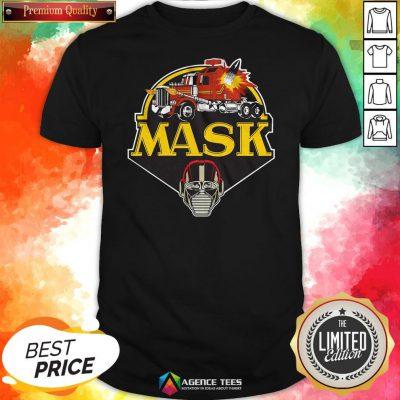 Funny Urban Backwoods Mask Vintage Logo Shirt Design By Agencet.com