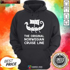 Good The Original Norwegian Cruise Line Hoodie Good The Original Norwegian Cruise Line