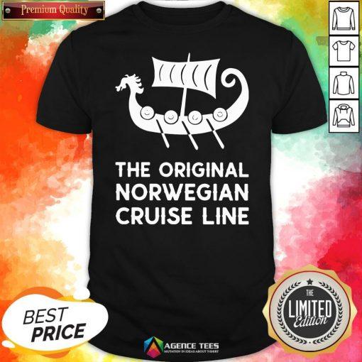 Good The Original Norwegian Cruise Line Shirt Good The Original Norwegian Cruise Line