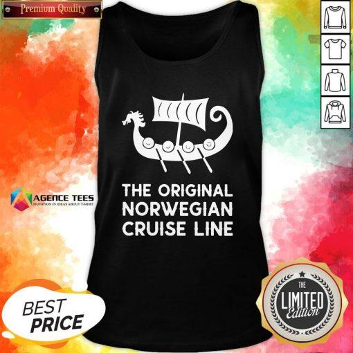 Good The Original Norwegian Cruise Line Tank Top Good The Original Norwegian Cruise Line