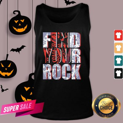 Hot Find Your Rock Skeleton Halloween Tank TopHot Find Your Rock Skeleton Halloween Tank Top Design By Agencet.com