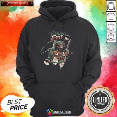 Hot Star Wars Bulba Fett Hoodie Design By Agencet.com