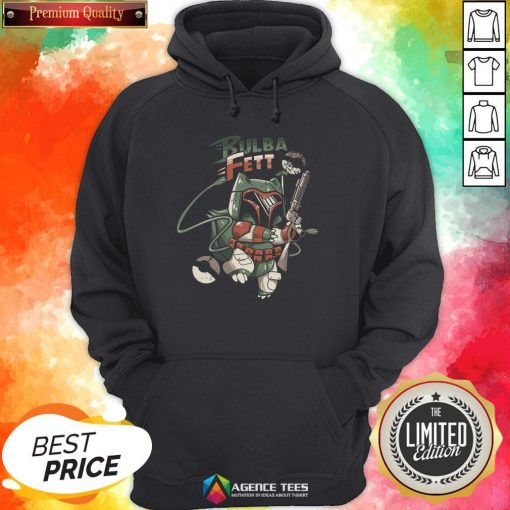 Hot Star Wars Bulba Fett Hoodie Design By Agencet.com