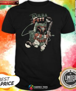 Hot Star Wars Bulba Fett Shirt Design By Agencet.com
