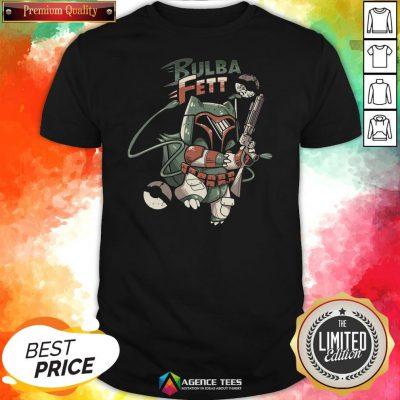 Hot Star Wars Bulba Fett Shirt Design By Agencet.com