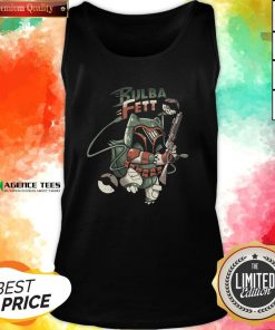 Hot Star Wars Bulba Fett Tank Top Design By Agencet.com