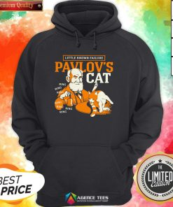 Little Known Failure Pavlov's Cat Ring Ring Hoodie