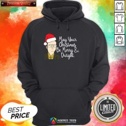 May Your Christmas Be Merry And Dwight Christmas Hoodie