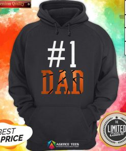 Official Basketball #1 Dad Hoodie