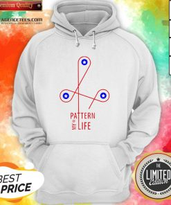 Official Pattern Of My Life Hoodie