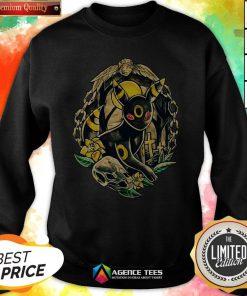 Pokemon Death Umbreon Happy Halloween Sweatshirt