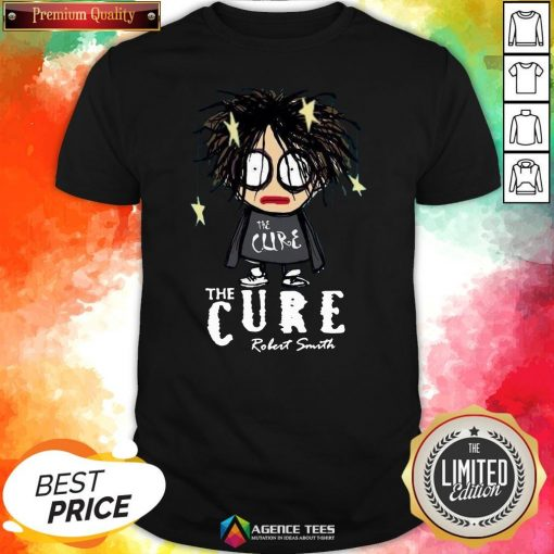 Premium The Cure Robert Smith Shirt Design By Agencet.com