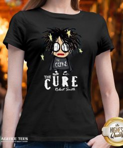 Premium The Cure Robert Smith V-neck Design By Agencet.com