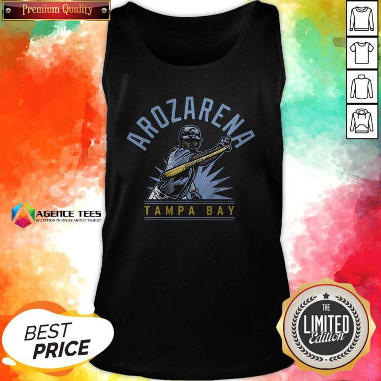Randy Arozarena Tampa Bay Baseball ShirtRandy Arozarena Tampa Bay Baseball Tank Top