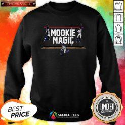 Top Los Angeles Mookie Magic Sweatshirt Design By Agencet.com