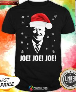 Awesome Joe Biden Santa Claus Father Christmas 2020 Jolly Shirt - Design By Agencetees.com