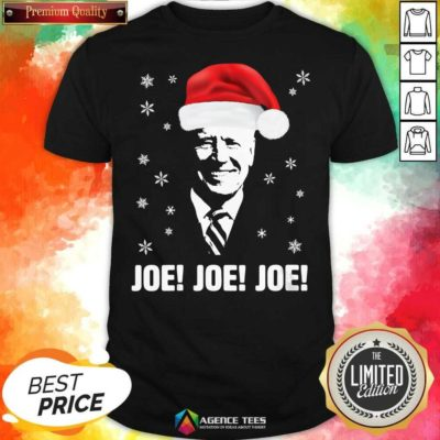 Awesome Joe Biden Santa Claus Father Christmas 2020 Jolly Shirt - Design By Agencetees.com