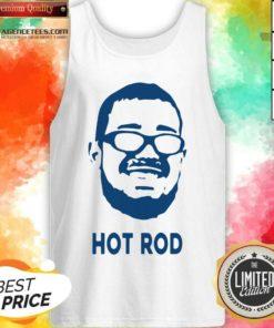 Awesome Rodrigo Blankenship Hot Rod Tank Top - Design By Agencetees.com