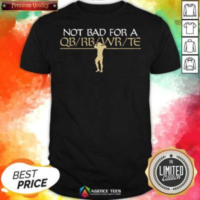 Funny Flex QB New Orleans Football Shirt - Design By Agencetees.com