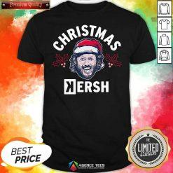 Premium Christmas Kersh Los Angeles Shirt - Design By Agencetees.com
