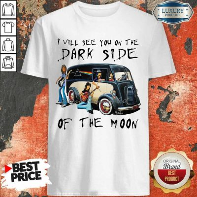 Angry The Dark Side Of The Moon 2 Shirt
