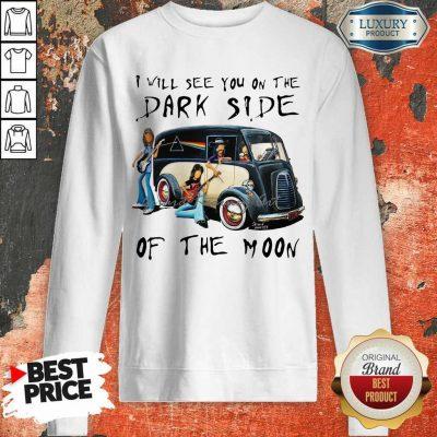 Angry The Dark Side Of The Moon 2 Sweatshirt