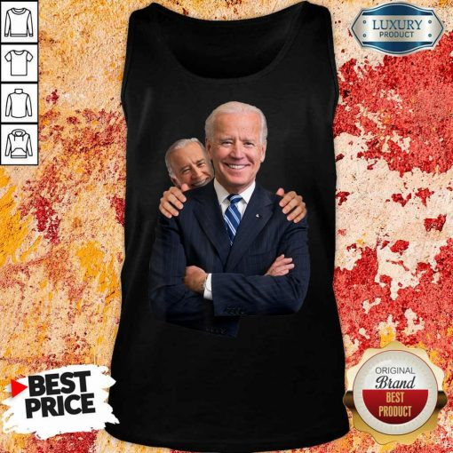 Annoyed Joe Biden Sniff 3 Tank Top