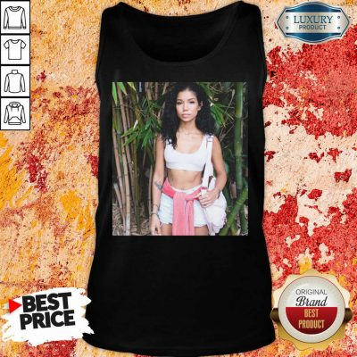 Ashamed Jhene Aiko Trip Black Jhene Aiko Shares 4 Near Death Experience On Tank Top - Design by Agencetees.com
