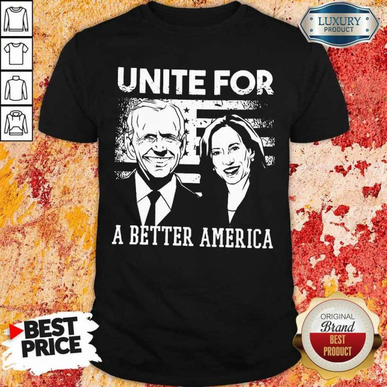 Happy For A Better American Flag3 Shirt
