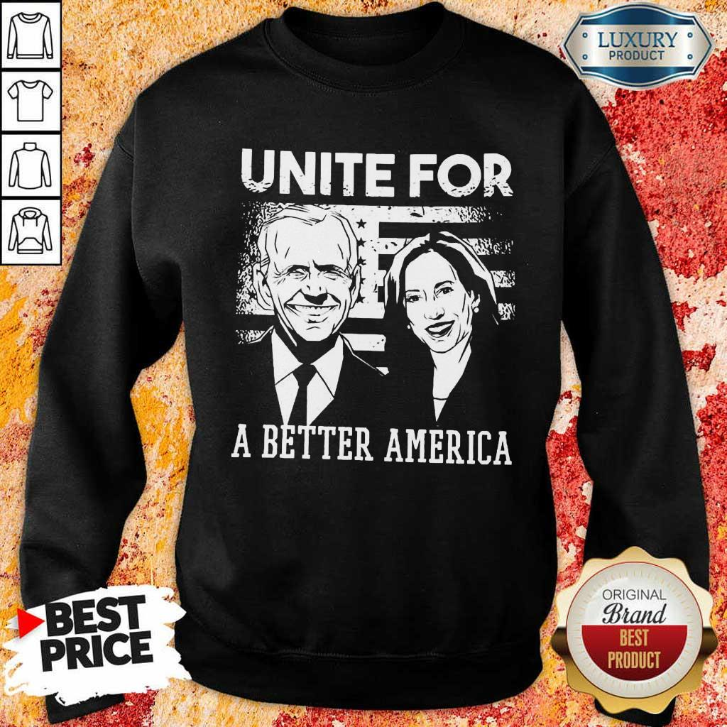 Happy For A Better American Flag3 Sweatshirt