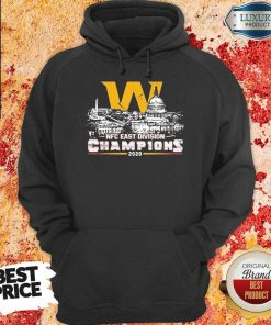 Hurt NFC Division Champions 2020 Hoodie