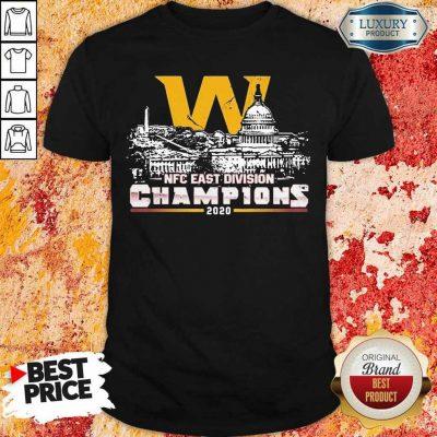Hurt NFC Division Champions 2020 Shirt