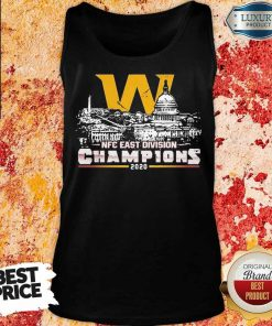 Hurt NFC Division Champions 2020 Tank Top