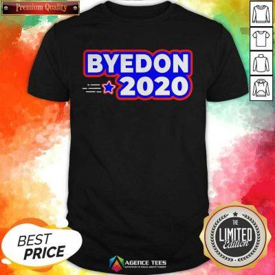 Nice Byedon 2020 Joe Biden Kamala Harris 2020 Election Shirt - Design By Agencetees.com