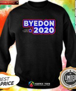 Nice Byedon 2020 Joe Biden Kamala Harris 2020 Election Sweatshirt - Design By Agencetees.com
