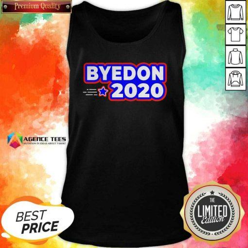 Nice Byedon 2020 Joe Biden Kamala Harris 2020 Election Tank Top - Design By Agencetees.com