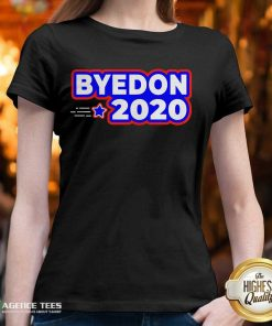 Nice Byedon 2020 Joe Biden Kamala Harris 2020 Election V-neck - Design By Agencetees.com