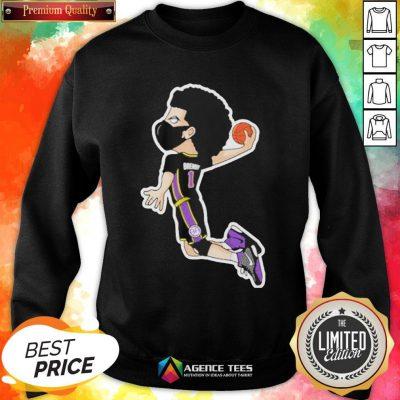 Pretty Bremby Jumpman NBA Sweatshirt - Design By Agencetees.com