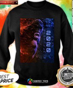 Attractive Filtrados Juguetes Ve Godzilla Vs Kong 2021 Sweatshirt - Design by Agencetees.com