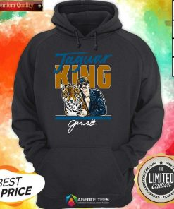 Hot Super Jaguar King Jacksonville Tiger King Hoodie