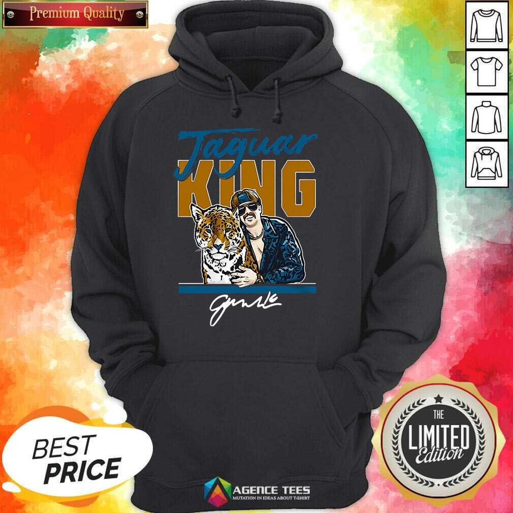 Hot Super Jaguar King Jacksonville Tiger King Hoodie