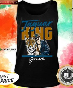 Hot Super Jaguar King Jacksonville Tiger King Tank Top