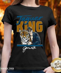Hot Super Jaguar King Jacksonville Tiger King V-neck