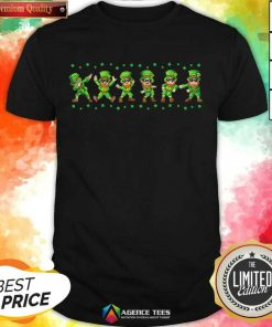 Leprechauns 6 Dancing St Patricks Day Shirt - Design by Agencetees.com