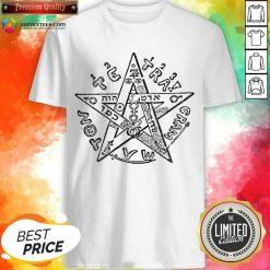 Tetragrammatron 4 Shirt - Design by Agencetees.com